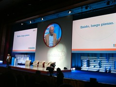 Eduard Punset at IBM Software 2010 Congress