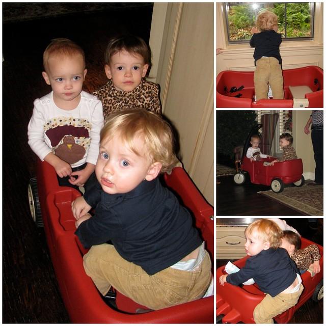 kinley's wagon