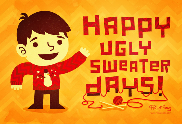 Happy Ugly Sweater Days!