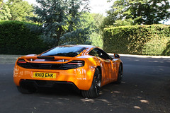 MP4-12C (Alex Penfold) Tags: orange cars alex sports car canon photography photo cool image awesome picture fast super exotic photograph mclaren supercar goodwood mp4 numberplate exotica 2010 penfold 12c 450d hpyer mp412c mc412c