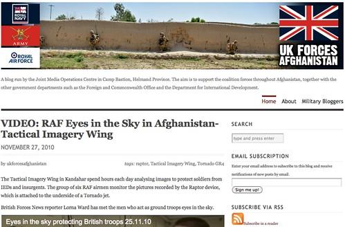 Helmand Blog - Afghanistan
