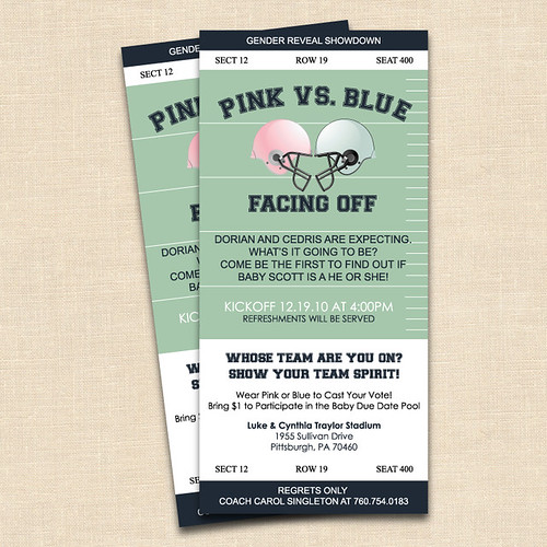 sneak peek gender reveal party invitation Pittsburgh Luxury – Invitations for Gender Reveal Party