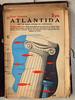 """""""Atlántida"""", portada de Manolo Prieto (obaku estudio) Tags: 1940 ilustración manoloprieto diseñográficoantiguo"""