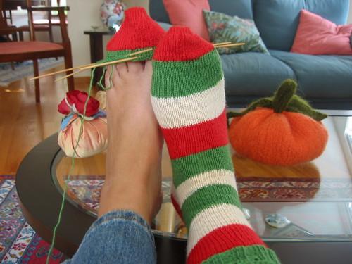 Italy Vanilla Socks