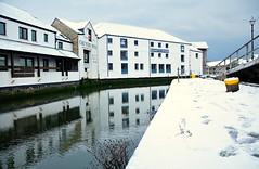 NOV_1029 (13) (Roy Curtis, Cornwall) Tags: uk winter england snow river cornwall wharf angleterre neige truro laneige lhiver roycurtiscornwall roycurtistruro