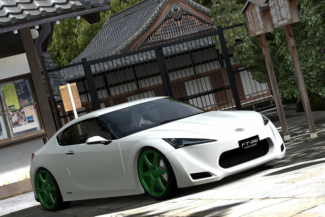 Toyota FT-86 // Kioto - Shoren