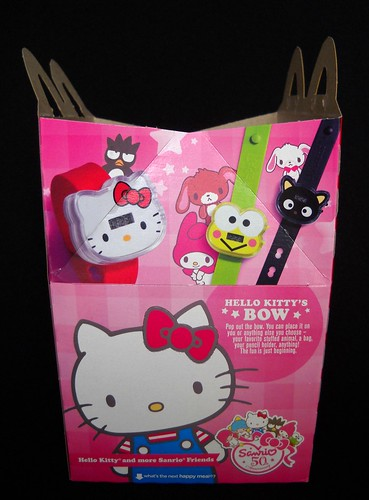 New Hello Kitty watches at