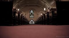 A different perspective.. (Arman Jones) Tags: church canon austin texas pov sanctuary bethel stdavids austinist 2470mm28 5dmarkii armanjones