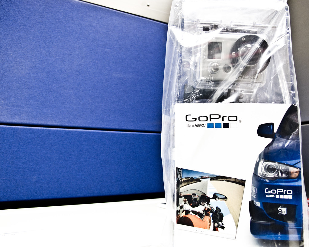 GoPro Hero HD