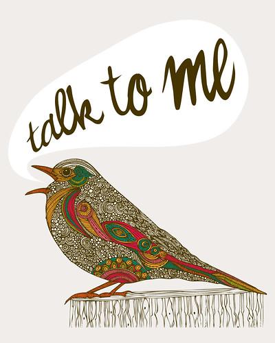 Talk to me print