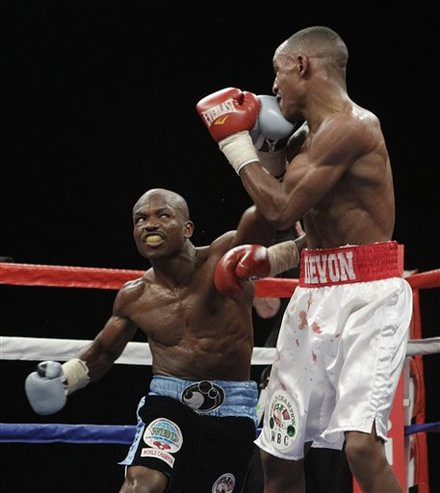 Alexander Bradley Boxing