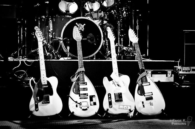 The English Beat Guitars