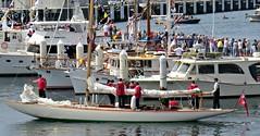 IMG_0164 8Mtr Yacht Varg. (Boat bloke) Tags: hobart tasmania australia wooden boat festival timber classic yacht varg 8 mtr meter metre derwent river coast coastline water waterfront sail sailing race racing 8m