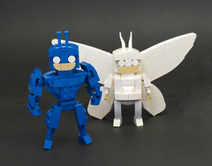 We are Superheroes (Grantmasters) Tags: tick arthur lego moc cartoon