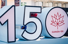 Canada Day 150 (michellerlee) Tags: canadaday150 canadaday vancouverconventioncentre july1 canadaplace vancouver bc canada