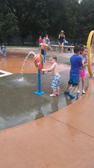 """Paul at Loose Park's Splash Pad • <a style=""""font-size:0.8em;"""" href=""""http://www.flickr.com/photos/109120354@N07/35659225016/"""" target=""""_blank"""">View on Flickr</a>"""