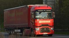 IRL - Hendrick Renault Range T Highsleeper (BonsaiTruck) Tags: hendrick renault range highsleeper lkw lastwagen lastzug truck trucks lorry lorries camion