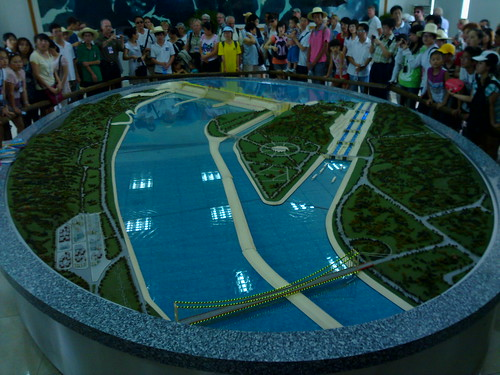 3 Gorges Dam model by Chiva Congelado