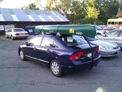 New Canoe!