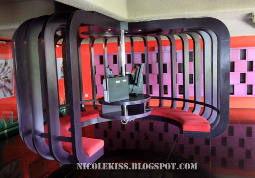 teenage leisure room