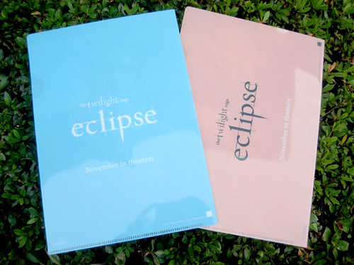Advance tickets for The Twilight Saga: eclipse