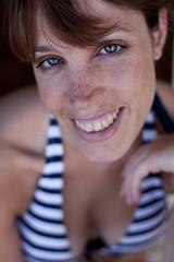 Sophie (Laura Paule) Tags: portrait laura yeux sourire couleur flou paule nettet