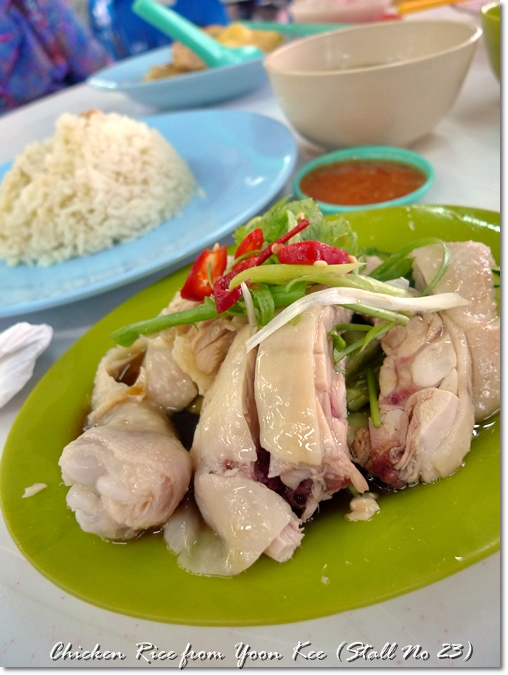 Yoon Kee Chicken Rice