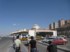 Otogar de Sanliurfa, Turquia