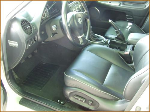 Detallado interior integral Lexus IS200-37