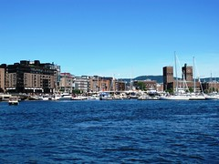 Summer boating on the Oslo Fjord #5