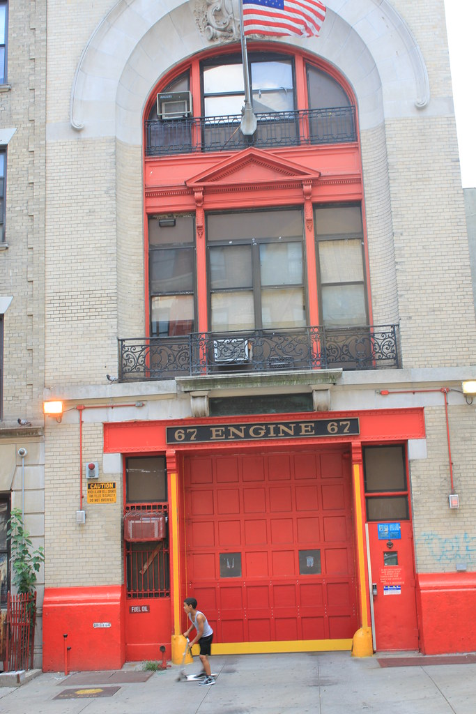 Fire Engine Company No. 67