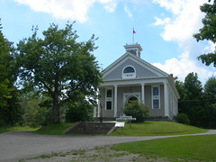 Historic Albert County Courthouse