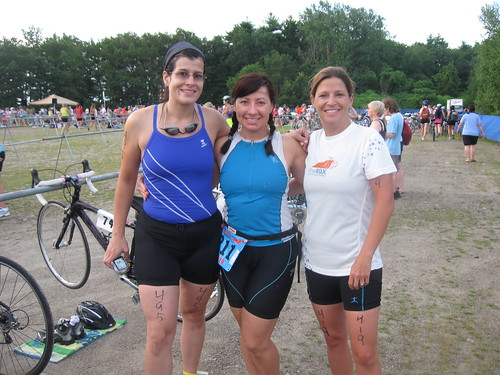 Before the SheROX tri