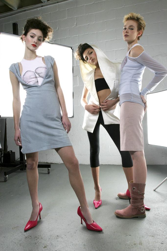Fashion Student Work