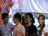 Enfants palestiniens, festival a Beit Ummar, 24/7/10
