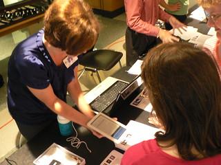 ACPL's E-reader fair