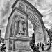 Washington Square Arch HDR