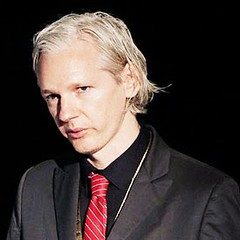 Julian Assange revista TIME