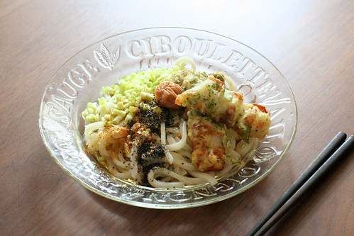summer udon
