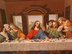the last paint-by-number supper
