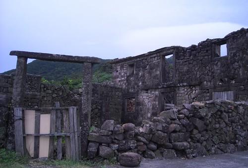 卯澳老石屋