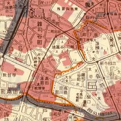 Great Tokyo Air Raids at Zoshigaya