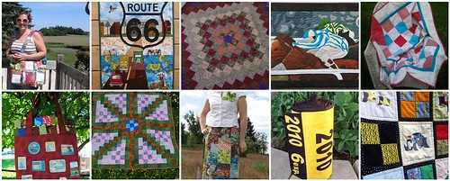 Road Trip - Project QUILTING Challenge Projects