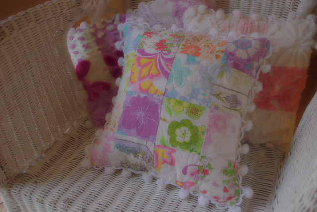 quilty cushion