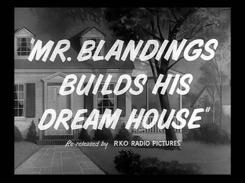 MR BLANDINGS TITLE