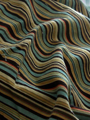 Op Art At Home (lefeber) Tags: home bed dof interior stripes sheets pillows fabric plus