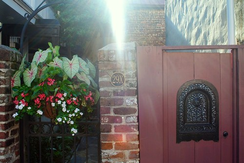 gates and gardens