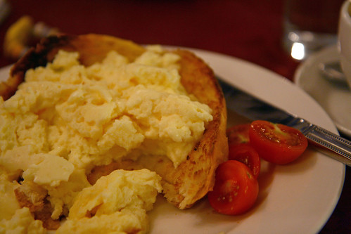 sally lunn eggs