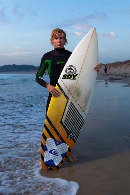 Surf A Lanzada.