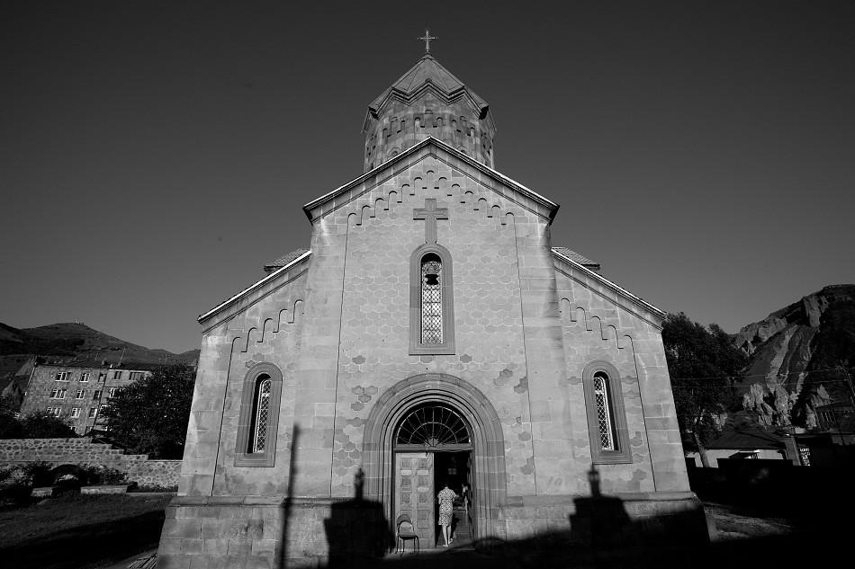 Goris。Armenia